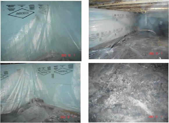 Total product 1 for Asbestos in drywall canada